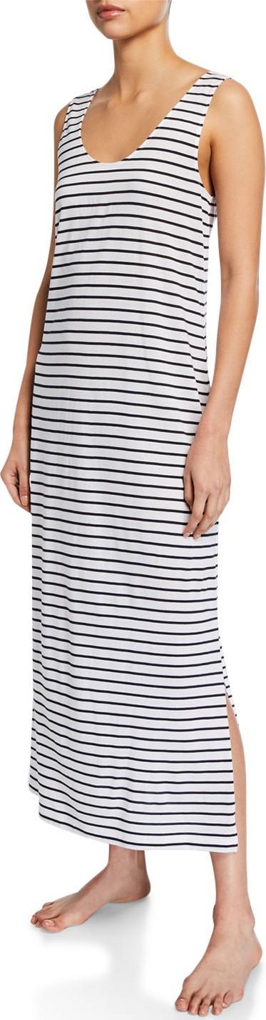 Hanro Laura Long Tank Nightgown