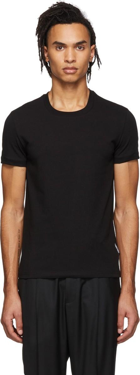 Dolce & Gabbana Black Undershirt T-Shirt