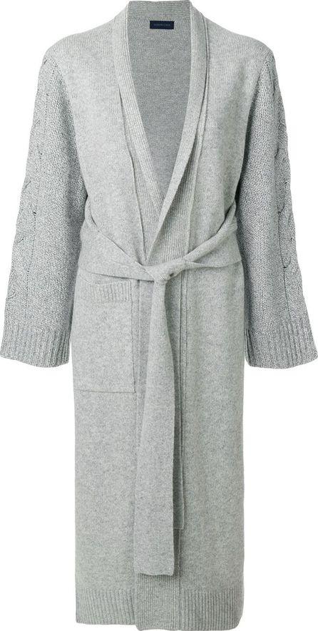 Eudon Choi tie waist cardi-coat