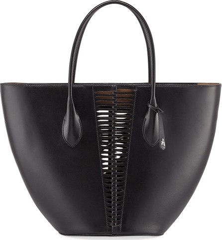 Alaïa Latifa Smooth Lux Tote Bag