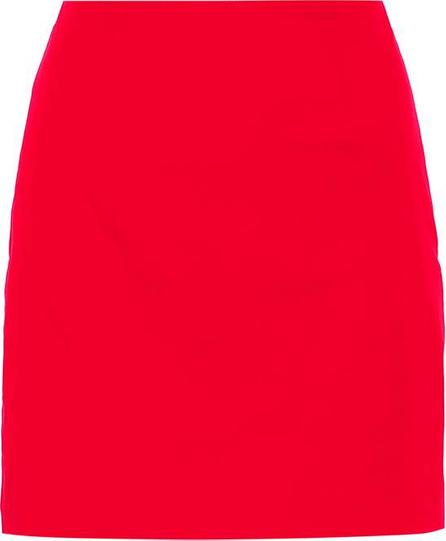 Staud Panda stretch-cotton miniskirt