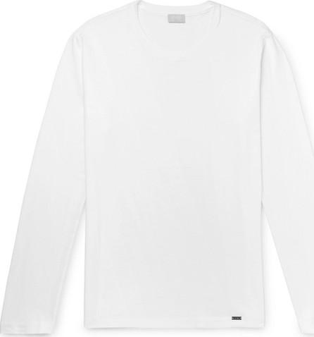 Hanro Cotton-Jersey Pyjama T-Shirt