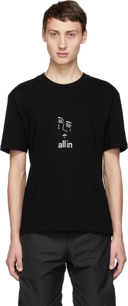 all in Black Jacknave T-Shirt
