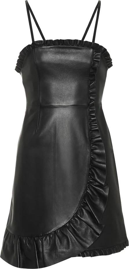 Alexachung Leather minidress