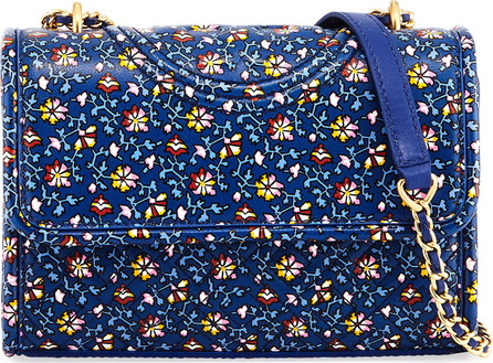 Tory Burch Fleming Small Printed Convertible Shoulder Bag