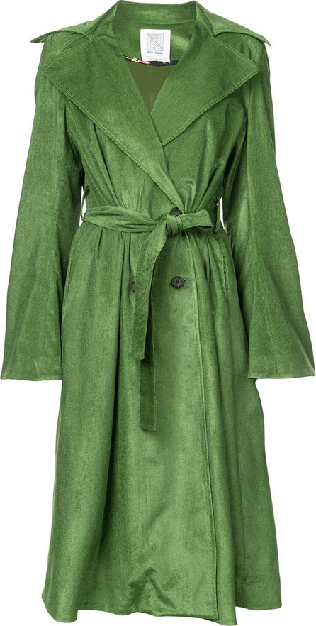 Rosie Assoulin Double breasted trench coat