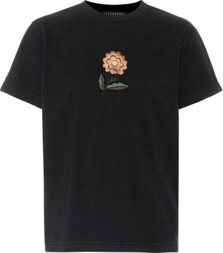 Alexachung Embroidered cotton T-shirt