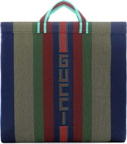 Gucci Woven shopper