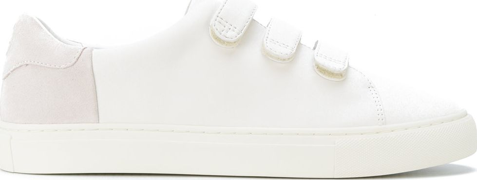 Tory Burch - strapped sneakers
