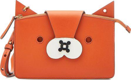 Anya Hindmarch Fox Leather Shoulder Bag