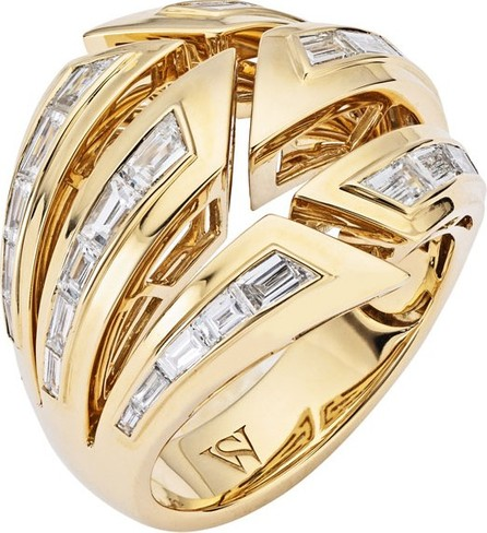 Stephen Webster Dynamite Bombe 18k Gold & Diamond Ring