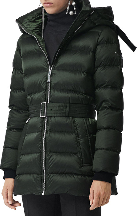 Burberry London England Limehouse Belted Puffer Coat