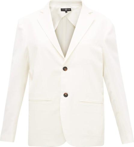 Edward Crutchley Single-breasted wool blazer