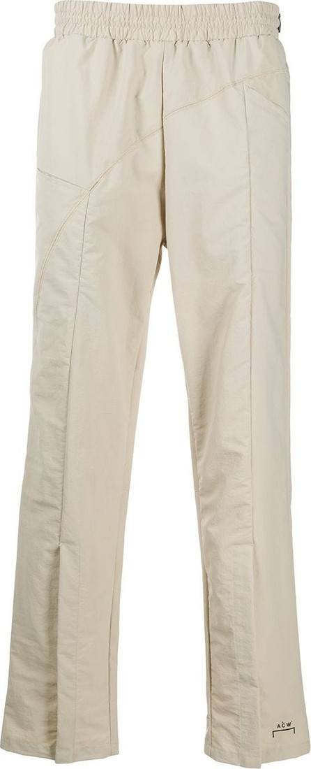 A-Cold-Wall* Straight-leg track trousers