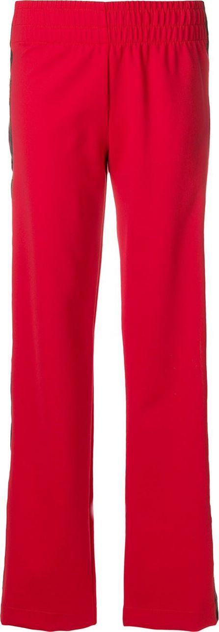 Misbhv Extacy side-stripe sweat pants