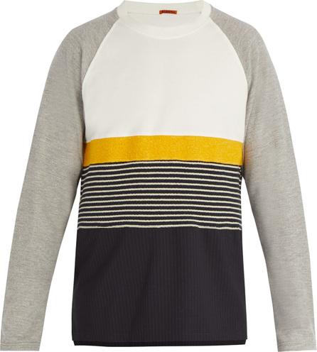 Barena Venezia Pajol patchwork sweatshirt