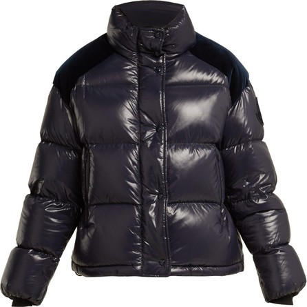 2 Moncler 1952 Chouette quilted-down jacket