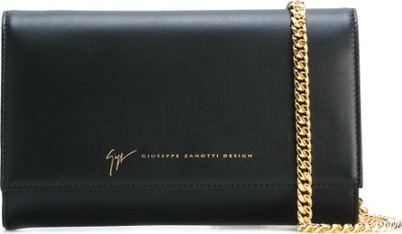 Giuseppe Zanotti chain strap shoulder bag