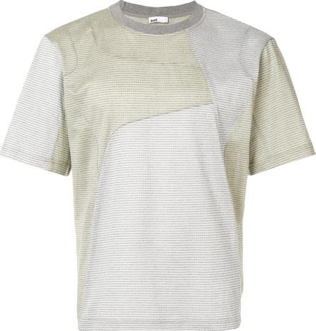 GmbH Contrast short-sleeve top
