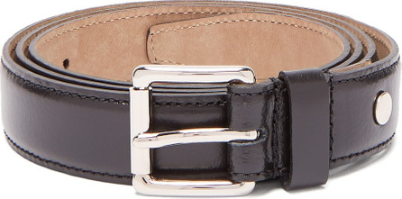 AMI Leather belt