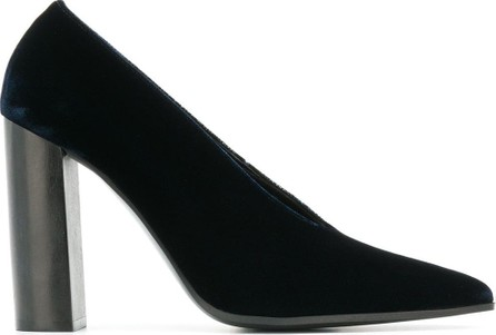 Stella McCartney Chunky heel pumps