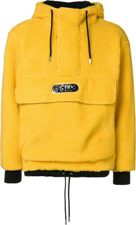 Gcds Oversized pocket hoodie
