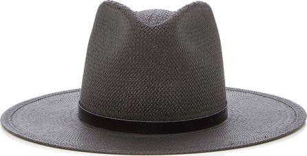 Janessa Leone Lex Woven Panama Hat