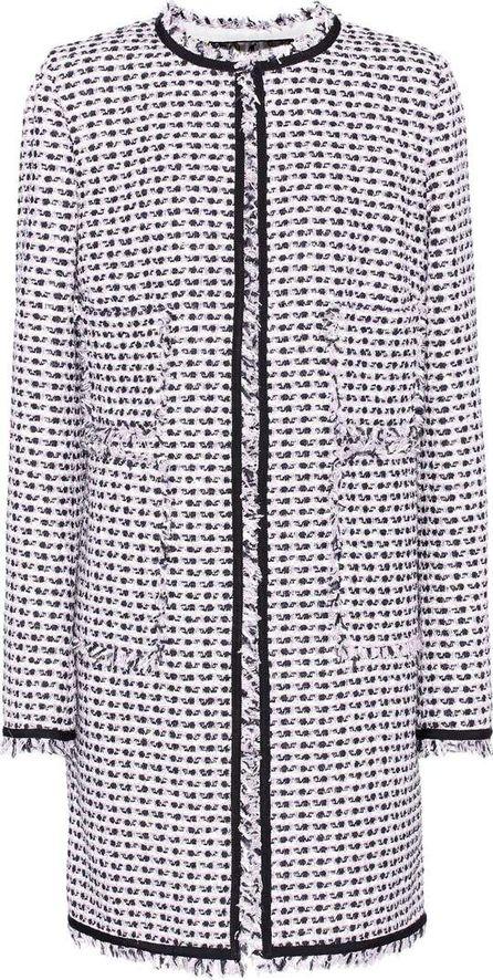Giambattista Valli Woven coat