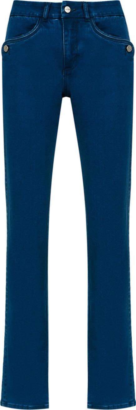 Tufi Duek Straight denim trousers