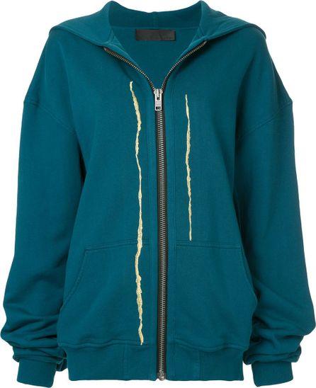 Haider Ackermann hooded sweatshirt
