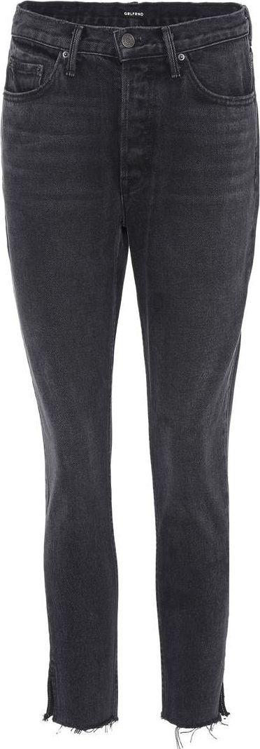 Grlfrnd Karolina cropped skinny jeans