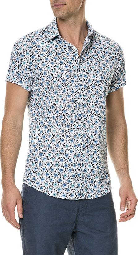Rodd & Gunn Men's Glenbrook Beach Palm Tree Short-Sleeve Sport Shirt