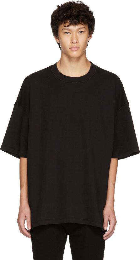 Fear of God Black Inside Out T-Shirt