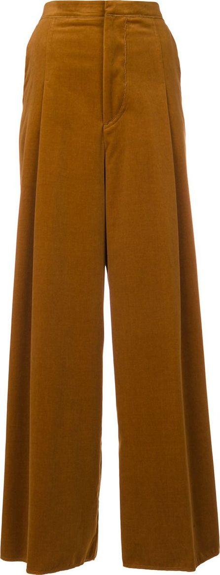 Golden Goose Deluxe Brand wide leg trousers