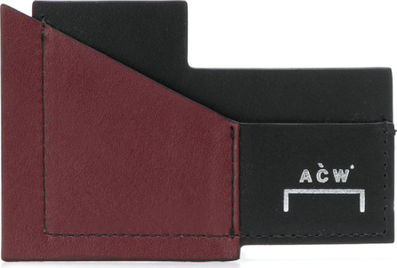A-Cold-Wall* Asymmetric cardholder