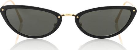 Linda Farrow 709 C1 cat-eye sunglasses