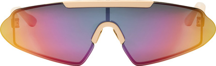 Acne Studios Pink Bornt Sunglasses