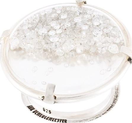 Ann Demeulemeester 'Stars' ring