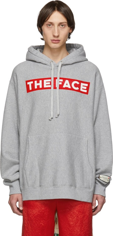 Gucci Grey 'The Face' Hoodie