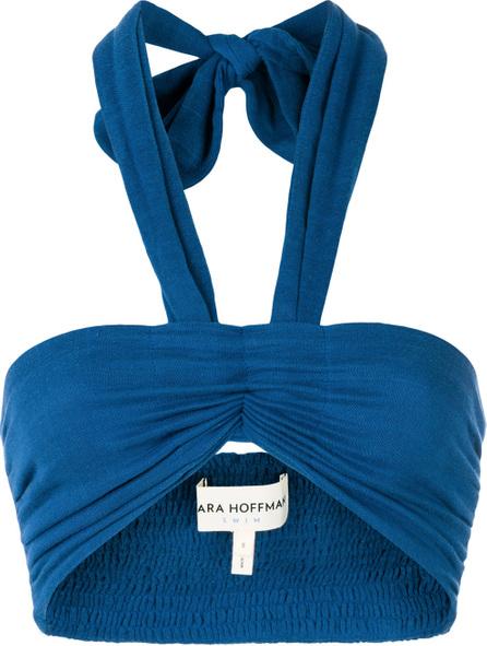 Mara Hoffman Halterneck bikini top