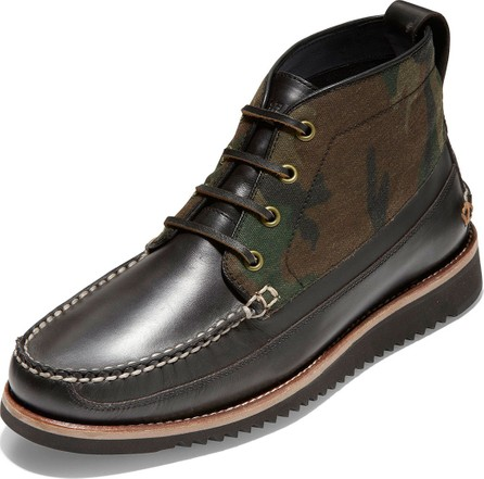 Cole Haan Men's Pinch Rugged Leather Chukka Boots