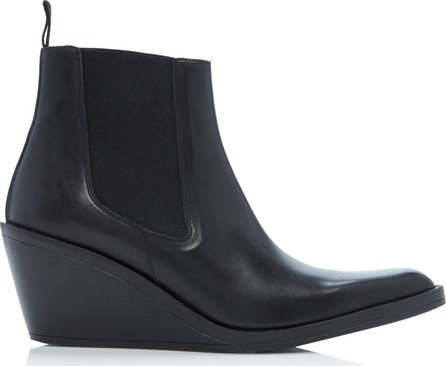 Acne Studios Bleeker Leather Ankle Boots