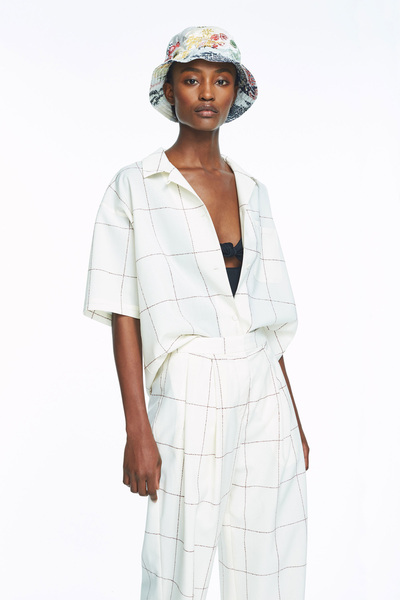 Adam Lippes Spring 2018 Ready-to-Wear - Look #19