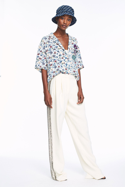 Adam Lippes Spring 2018 Ready-to-Wear - Look #2
