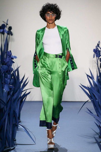 Adam Selman Spring 2018 Ready-to-Wear - Look #2
