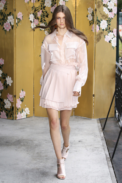 ADEAM Spring 2018 Ready-to-Wear - Look #1