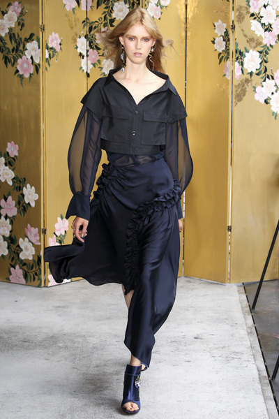 ADEAM Spring 2018 Ready-to-Wear - Look #13
