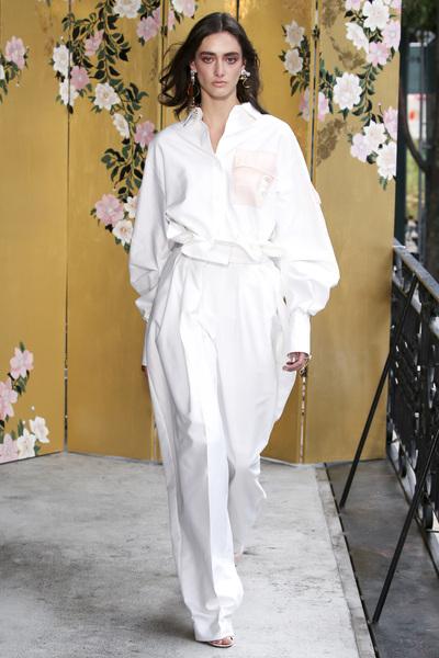 ADEAM Spring 2018 Ready-to-Wear - Look #4
