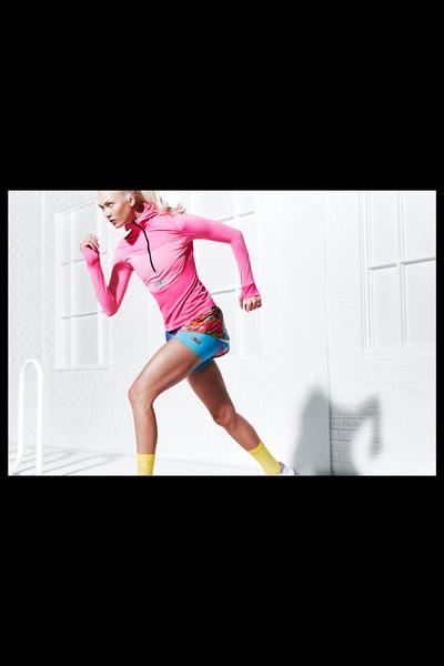 Adidas By Stella McCartney Spring 2018 Ready-to-Wear - Look #11