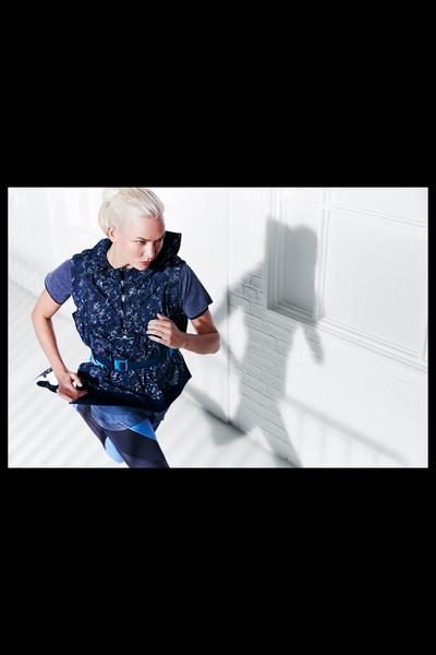 Adidas By Stella McCartney Spring 2018 Ready-to-Wear - Look #12